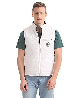 U.S. Polo Assn. Quilted Reversible Gilet Jacket