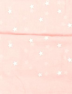 SUGR Star Print Stole