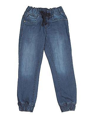 FM Boys Boys Slim Fit Jogger Jeans