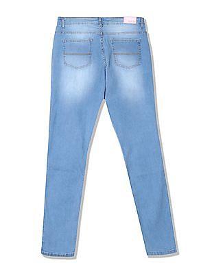 Newport Slim Fit Stone Wash Jeans