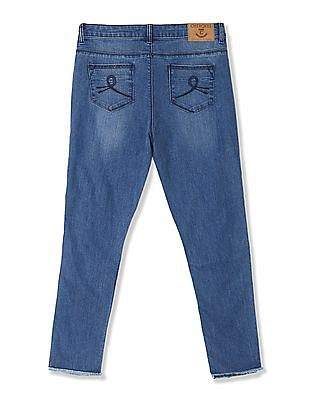 Cherokee Slim Fit High Rise Jeans