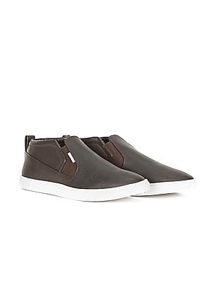 U.S. Polo Assn. Mid Top Slip On Shoes