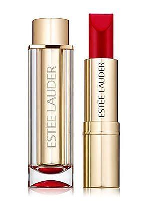 Estee Lauder Pure Color Love Lipstick - 310 Bar Red- Ultra Matte