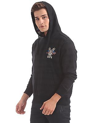 the best attitude 4effe 67ad7 Buy Men Printed Back Striped Sweatshirt online at NNNOW.com