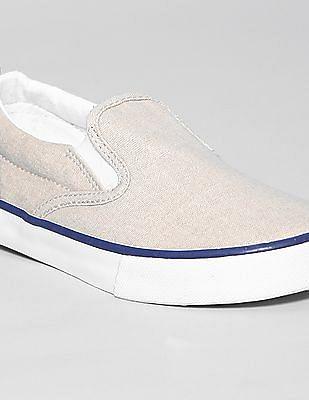 GAP Boys Canvas Slip On Shoes