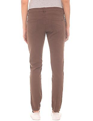Cherokee Mid Rise Skinny Fit Trousers