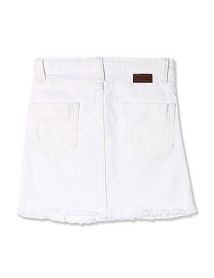 Cherokee Girls Denim Pencil Skirt