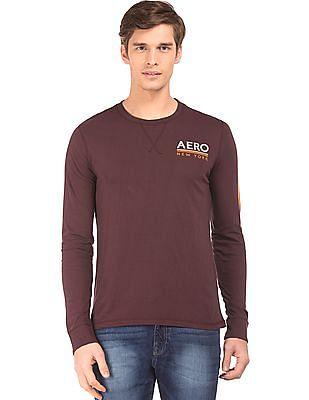 Aeropostale Regular Fit Long Sleeve T-Shirt