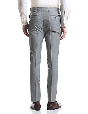 Arrow Newyork Tapered Fit Autoflex Trousers
