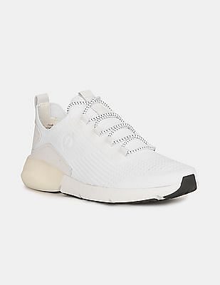 Cole Haan Women White ZeroGrand All Day Stitchlite Runner Sneakers