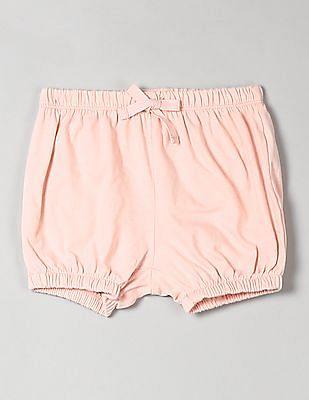 GAP Toddler Girl Solid Bubble Shorts
