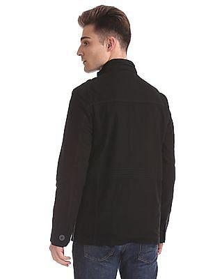 U.S. Polo Assn. Solid Twill Jacket