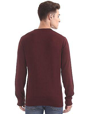 Gant Light Weight Cotton Crew Sweater