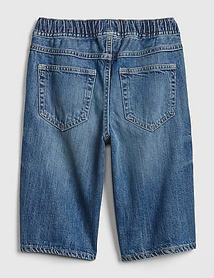 GAP Boys Denim 5-Pocket Shorts