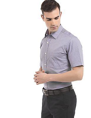Arrow Regular Fit Short Sleeve Shirt