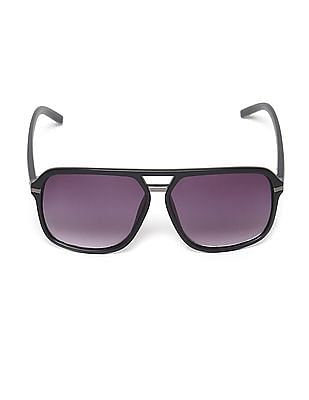Flying Machine Tinted Matte Sunglasses