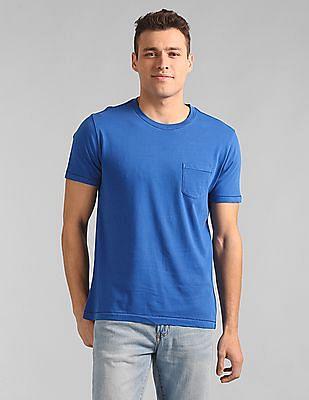 GAP Essential Short Sleeve Crew Neck Pocket T-Shirt