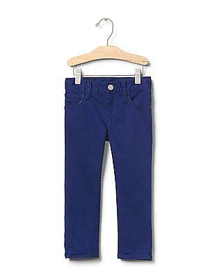 GAP Baby Blue 1969 High Stretch Slim Jeans