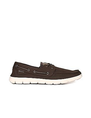 U.S. Polo Assn. Solid Canvas Boat Shoes