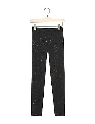 GAP Girls Sparkle Leggings