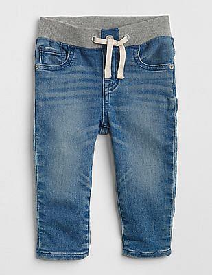 GAP Baby Pull-On Slim Jeans