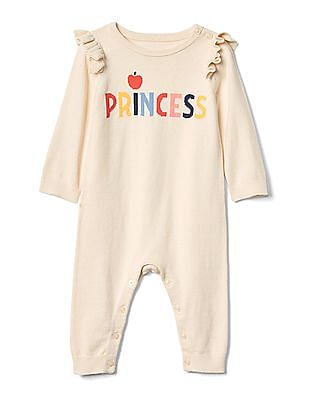 GAP Baby Disney Snow White and the Seven Dwarfs Sweater One-Piece