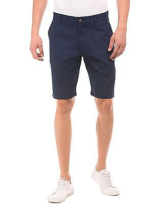 Arrow Sports Regular Fit Cotton Lycra Shorts
