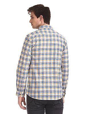Ruggers Long Sleeve Check Shirt