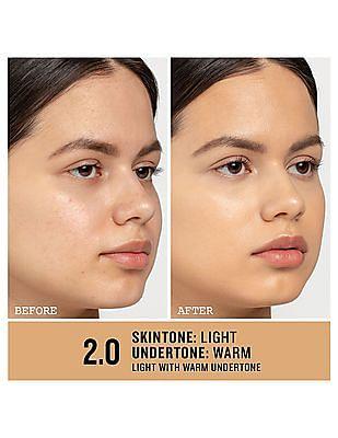 Smashbox Studio Skin Full Coverage 24 Hour Foundation - Shade 2