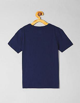 GAP Boys Logo Short Sleeve T-Shirt