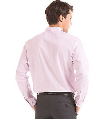 Geoffrey Beene Slim Fit Printed Shirt