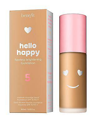 Benefit Cosmetics Hello Happy Flawless Liquid Foundation - Shade 05