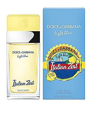 DOLCE & GABBANA Light Blue Italian Zest Pour Femme Eau De Toilette