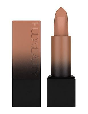 HUDA BEAUTY Power Bullet Matte Lipstick - Staycation