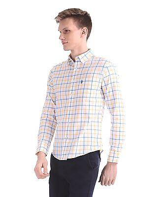 U.S. Polo Assn. Tailored Regular Fit Long Sleeve Shirt