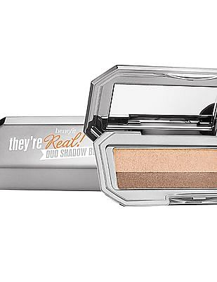 Benefit Cosmetics They're Real Duo Eye Shadow Blender - Beyond Nude
