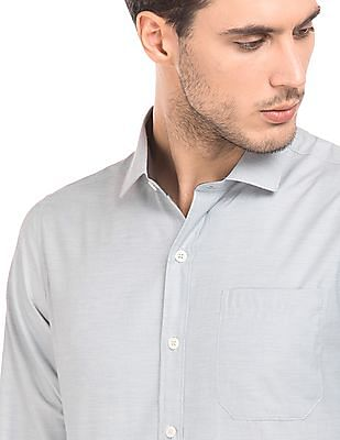 Excalibur Slim Fit Fil-A-Fil Shirt