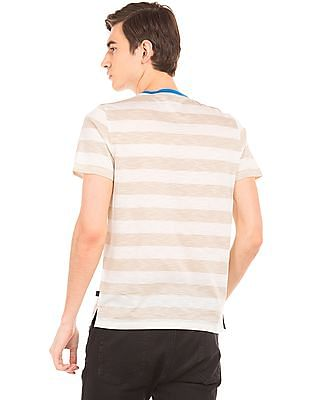 Nautica Striped Cotton T-Shirt
