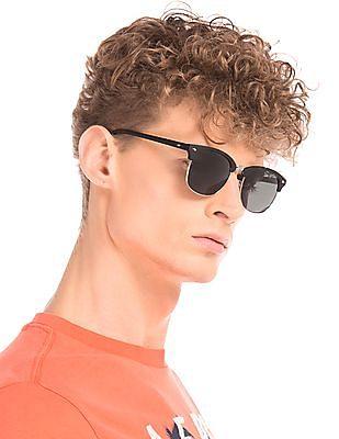 Aeropostale Tinted Clubmaster Sunglasses