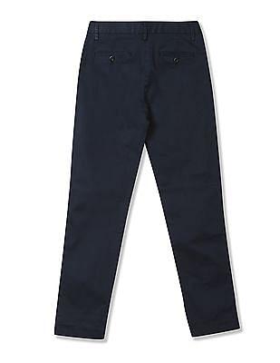 Gant Cropped Satin Pants