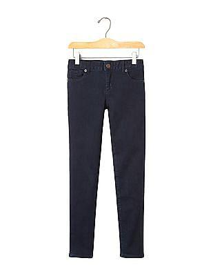 GAP Girls 1969 High Stretch Super Skinny Jeans