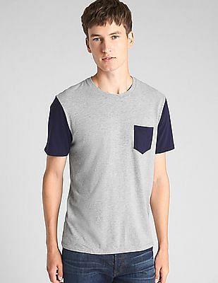 GAP Essential Short Sleeve Pocket T-Shirt