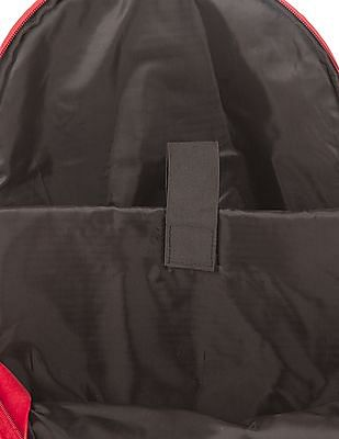 Flying Machine Solid Padded Laptop Backpack