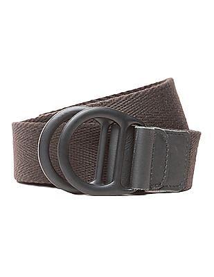 Colt Double Loop Buckle Canvas Belt