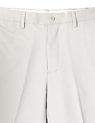 Arrow Tapered Fit Solid Trouser
