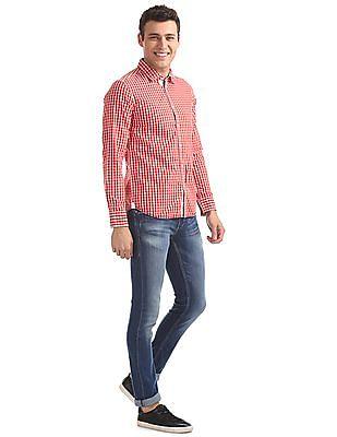 Ed Hardy Long Sleeve Cotton Shirt