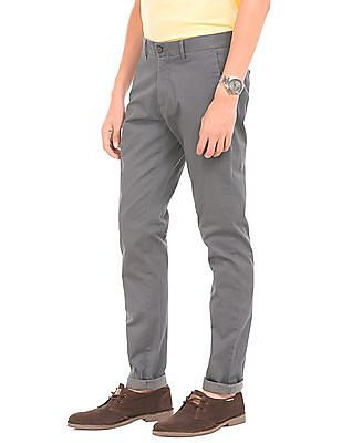 U.S. Polo Assn. Printed Austin Fit Trousers