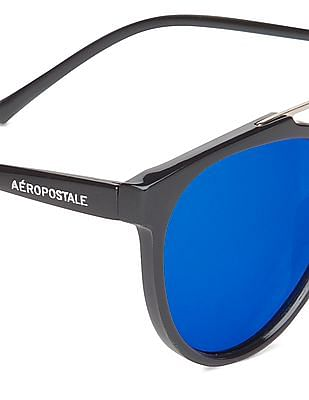 Aeropostale UV Protected Clubmaster Sunglasses