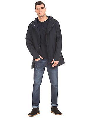 Gant Commuter Hooded Parka Jacket
