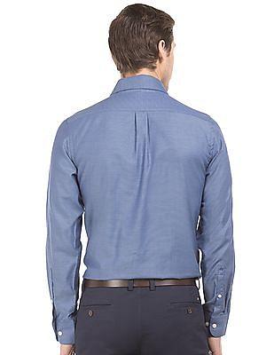 Arrow Regular Fit Textured Shirt